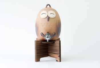 焼酎サーバー 【七寸長series】 ニコニコふくろう 2.2L