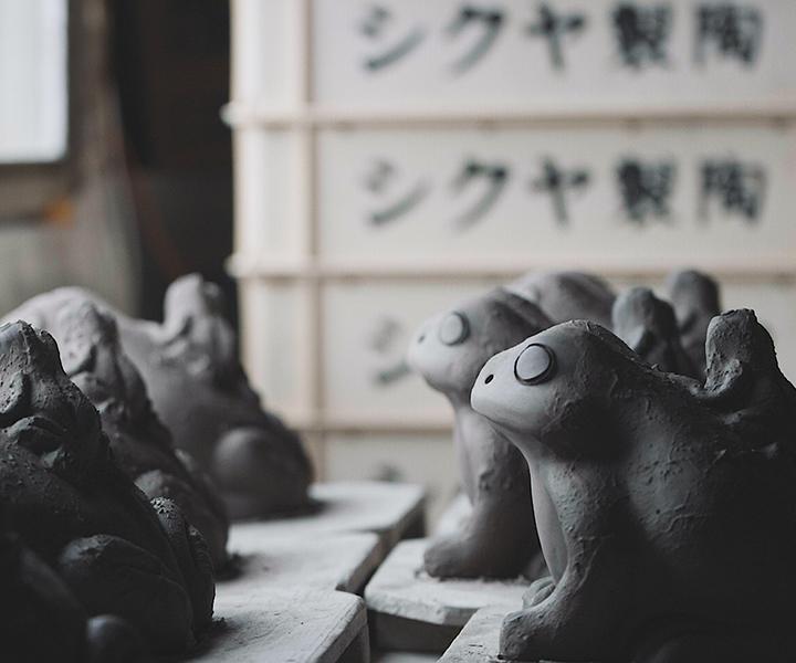 シクヤ製陶所の特徴2