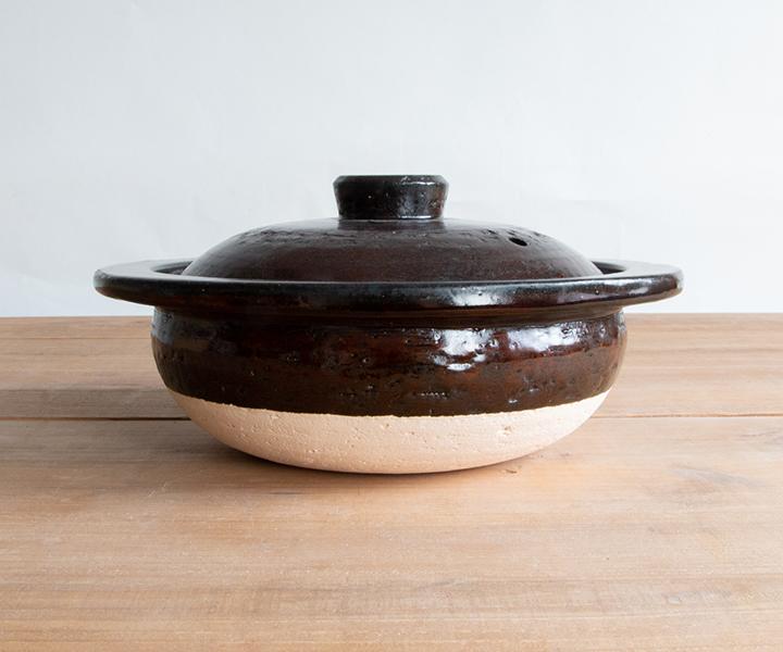 オリジナル土鍋(小)01