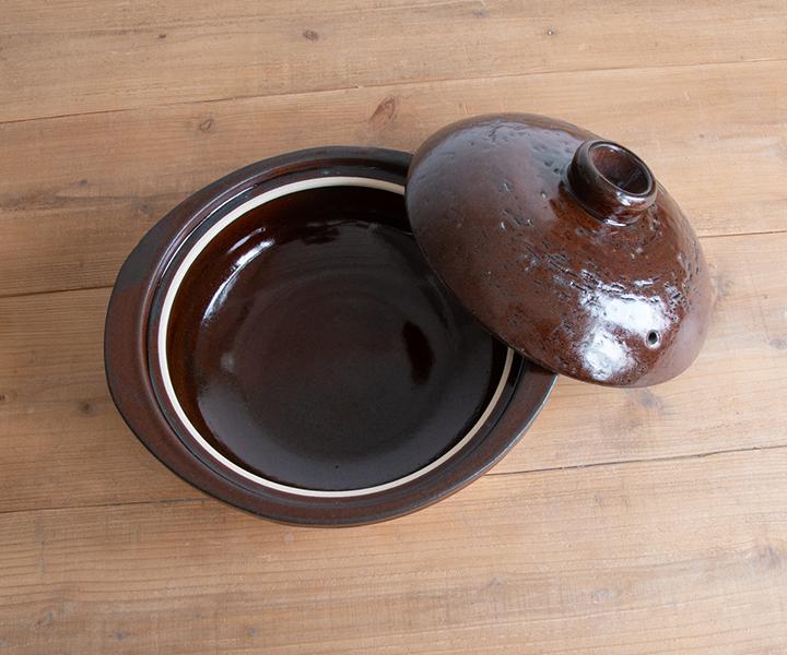 オリジナル土鍋(大)03