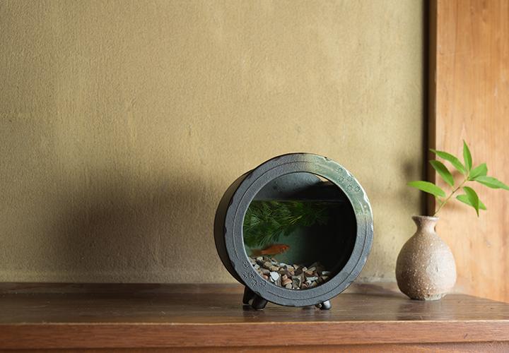丸水槽・中(すす竹茶)01