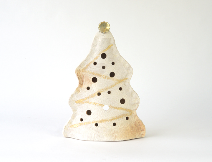 ホワイトツリーの陶あかり01