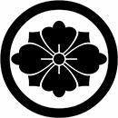 """""""丸に剣花菱"""""""