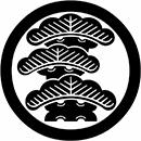 """""""丸に左三階松"""""""
