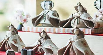 信楽焼雛人形の魅力紹介コラム