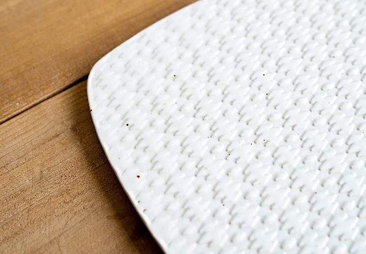 いわい重箱(白色)鉄粉の説明