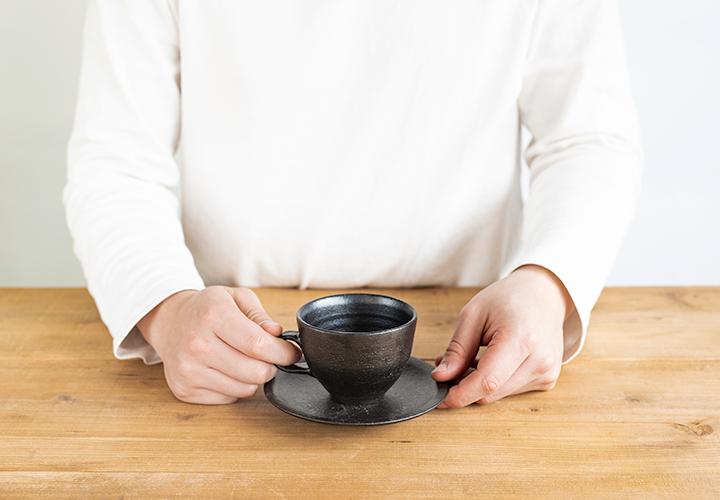 カップ&ソーサー(とび茶)04